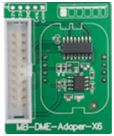 MB-DME-ADAPTER X6 interface board