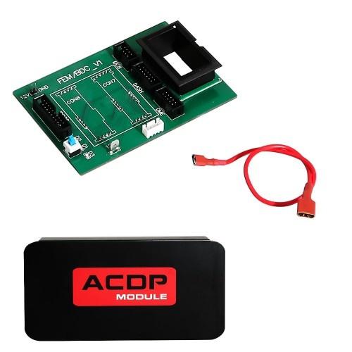 ACDP BMW FEM/BDC module 2